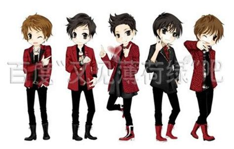 imagenes de ss501 love like this ss501 anime fanart part 6 ss501 triple s philippines blog