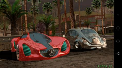 mercedes biome inside gta san andreas mercedes biome concept mod