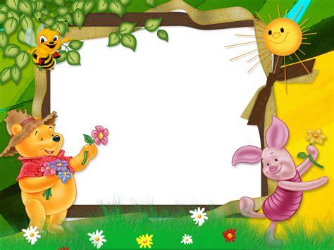 marcos para fotos de winnie the pooh marcos gratis para