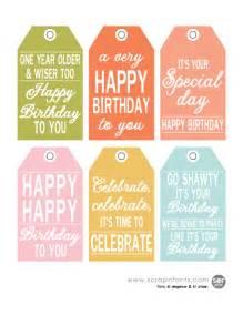 fontaholic freebie friday birthday tags