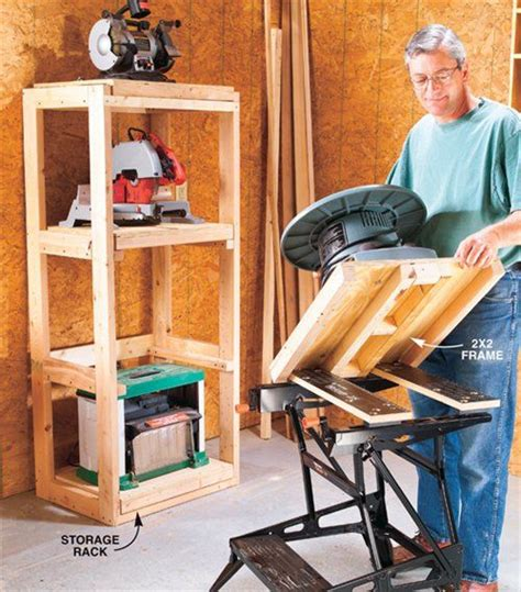small woodworking tools 25 best ideas about power tool storage on
