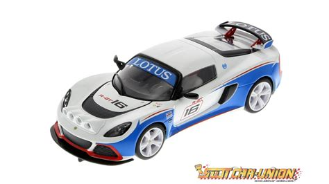 Lotus Exige R Gt Box Jelek scalextric c3520 lotus exige r gt no 16 slot car union