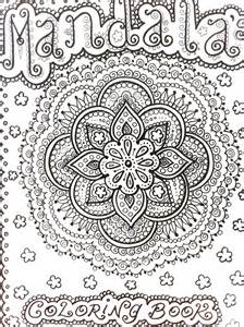 henna coloring pages coloring book mandalas henna style coloring book by