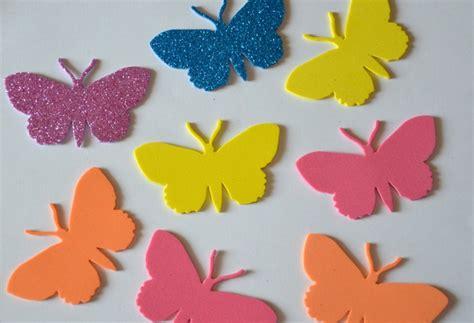 imagenes mariposas de goma eva manualidades con goma eva dise 241 os divertidos para crear