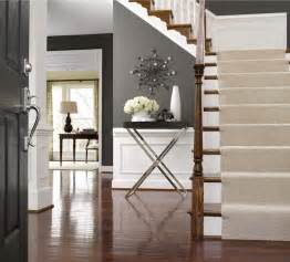 Gray Entryway foyer wainscoting transitional entrance foyer alex hayden
