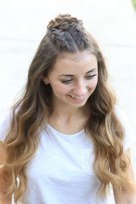 Pretty Hairstyles For School For by 40 Hairstyles For