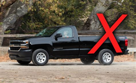 gm truck models gm offering box delete option on all size truck