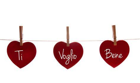 in italian the meaning of ti voglio bene in italian italianencounter
