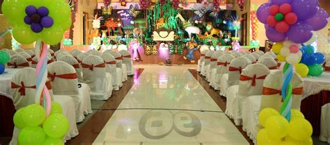 Decoration Of Birthday Party At Home by Aica Events Event Design And Production Aica Events