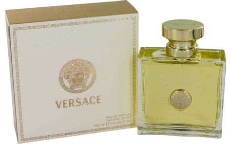 Dontella Appears For New Versace Fragrance by Versace Signature Perfume For By Versace