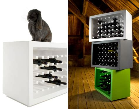 Wine Rack Spacing by Designing For Wine Storage Core77