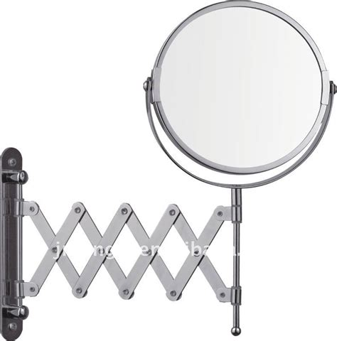 telescoping bathroom mirror extendable mirror view wall mounted mirror product