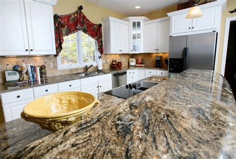 beautiful granite kitchen countertops ideas what are the best granite colors for white cabinets in