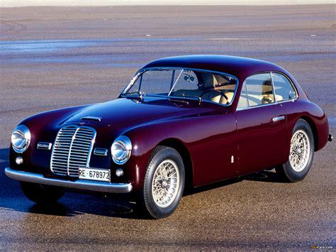 maserati models 1946 1950 maserati a6 1500 maserati supercars net