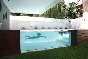 Kerala Home Design With Swimming Pool by Pool Aquarium Swimming Pool Designs For Small Yards