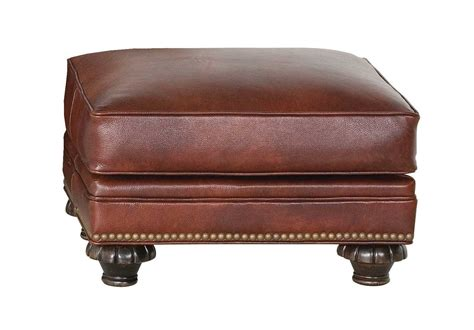 Classic Ottoman Classic Leather Whitley Ottoman Cl860