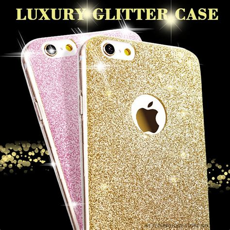For Iphone 5 5s Soft Luxury Bling Glitter Shine luxury fashion glitter bling phone for apple iphone 5 5s se 6 6s 7 plus 7plus shine