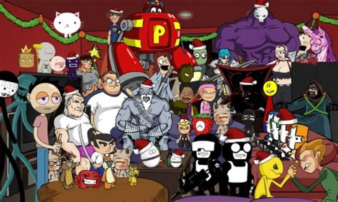 Newgrounds Section by Newgrounds Family