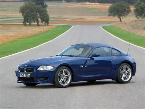 bmw z4 m coupe 2006 car picture 019 of 58
