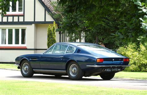 1967 Aston Martin by 1967 1972 Aston Martin Dbs Aston Martin Supercars Net