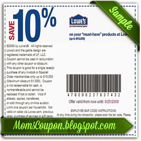 Lowes Gift Card Promotion - lowes 10 percent coupon printable 2018 buffalo wagon albany ny coupon
