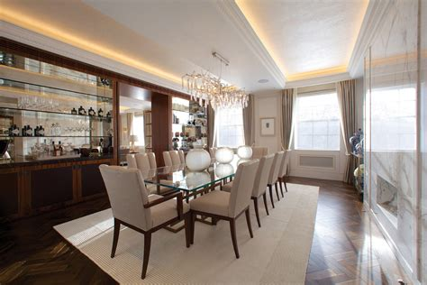 great dining rooms top 100 interior designers brilliant dining rooms by