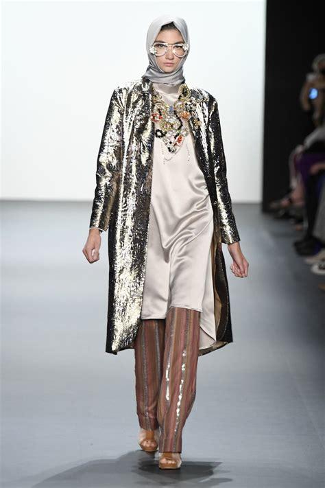 design fashion week how this muslim designer made history at new york fashion week