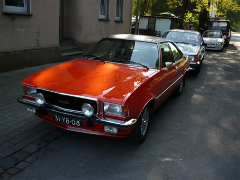opel commodore b commodore b