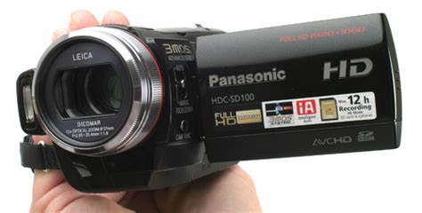 panasonic hdc sd review trusted reviews