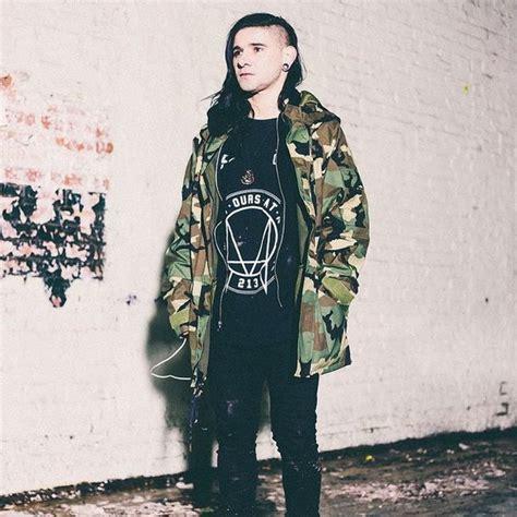 Hoodie Dj Jauz 2 Salsabila Cloth Shirt Skrillex Owsla Black Exclusive Camouflage Coat