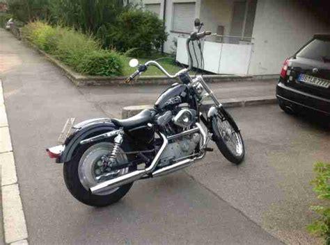 Motorrad Gabel Weicher Machen by Harley Davidson 883 Topseller Harley Davidson