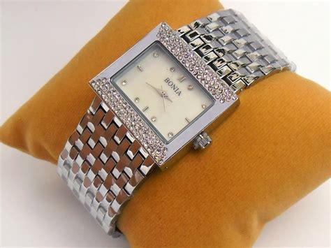 Jam Tangan Tikar Bonia Silver jam tangan bonia tikar kode barang ya 319 warung jam jogja