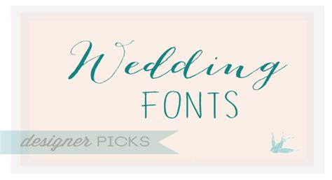 Wedding Fonts And Graphics by 12 Wedding Fonts And Graphics Images Free Wedding Script