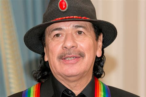 Carlos Santana Takes A Spin On The by Carlos Santana S Reunion With Homeless Drummer Will Warm