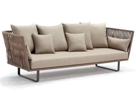 Kettal Outdoor Furniture by Bitta Sofa By Kettal Stylepark