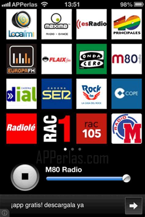 emisoras radio plona españa las radios de espa 241 a m 225 s importantes en la app radios