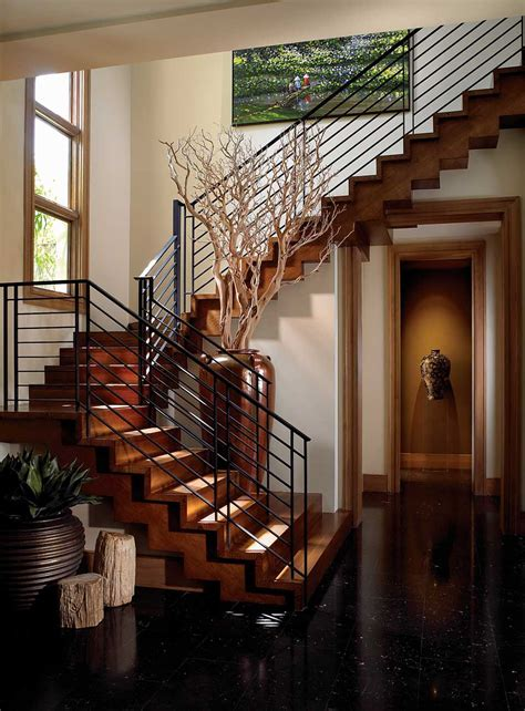 modern staircase artistic stairs canada