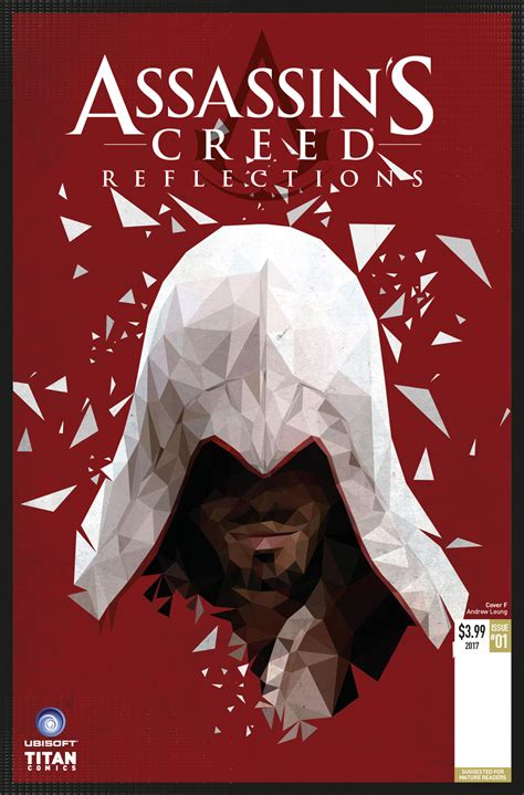 libro assassins creed reflections assassin s creed reflections comic announced for march release gaming trend