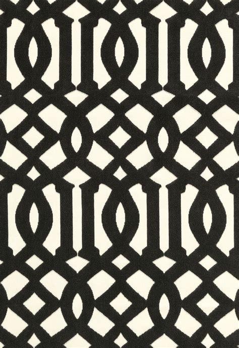 black and white lattice wallpaper the classic imperial trellis in black and white black