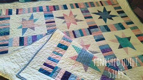 Size Of Quilt Finished by Quilts By Made To Order Quilts