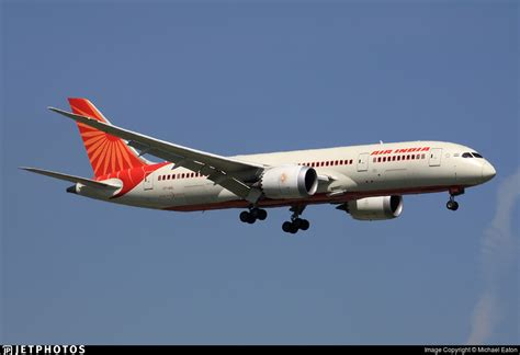 air india ai115 vt anl b787 dreamliner vt anl boeing 787 8 dreamliner air india michael