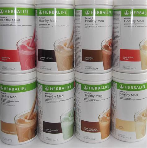 Shake Healthy Meal herbalife formula 1 healthy meal nutritional shake mix for