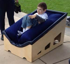 Rocking Chair For Kids They Invented A Sensory Chair That Gives Kids With Autism
