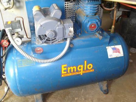emglo compressors tools equipment contractor talk
