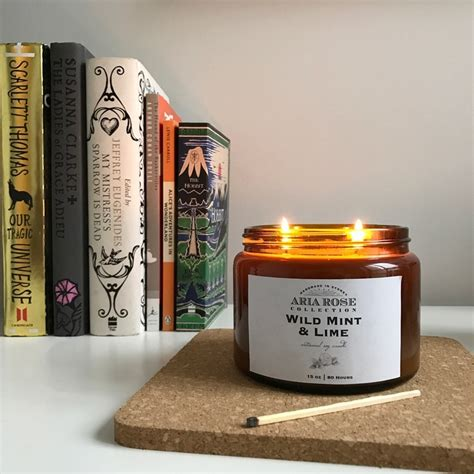 Handmade Candles Sydney - collection handpoured soy candles and home
