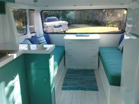diy caravan upholstery our beachy interior reno big girls playhouse pinterest