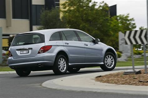 Mercedes R Class Review by Review Mercedes W251 R Class 2006 13