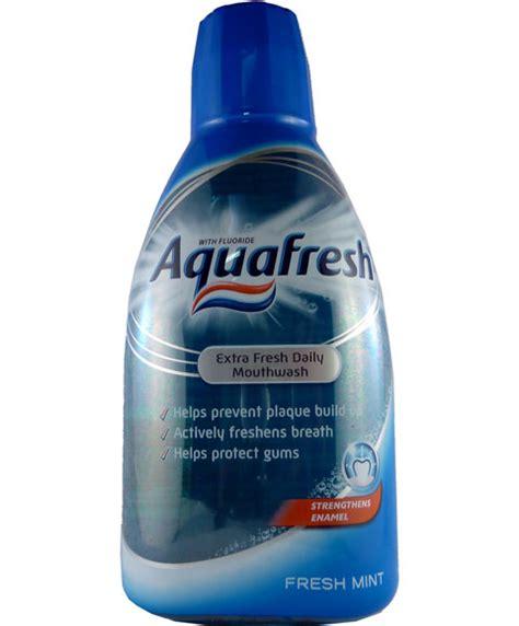 Aqua Cool Purifying Milk gsk aquafresh aquafresh purifying mouthwash cool mint