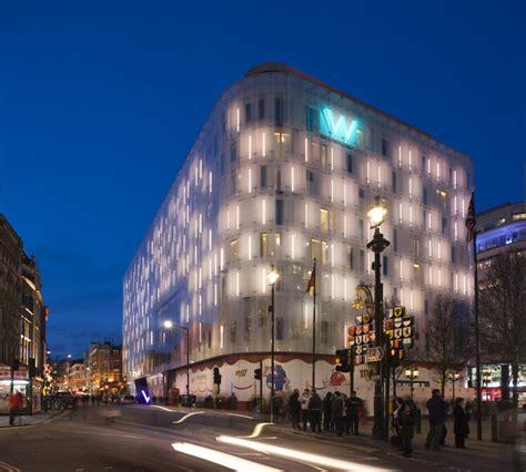Minimalist Apartment w london hotel jestico whiles concrete architectural