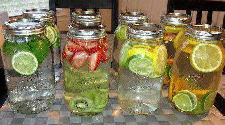 membuat infused water dengan lemon apa itu infused water sokkokidzcatering